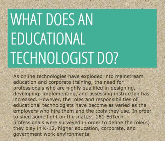 Technologist