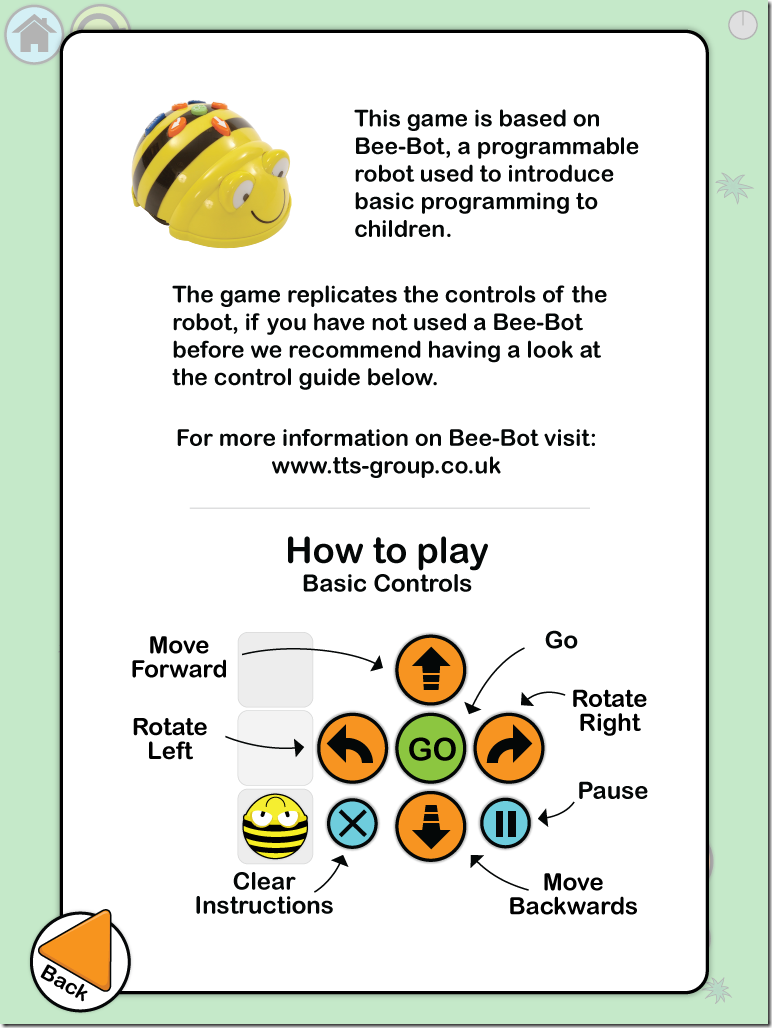 Programming with Bee-Bot | doug --- off the record