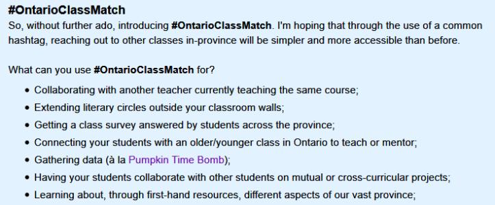ClassMatch