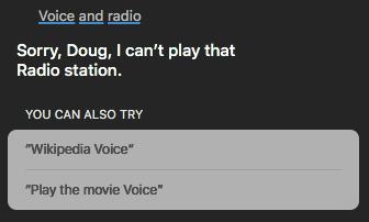 voiced