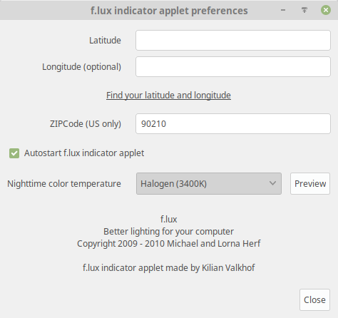 f.lux indicator applet preferences_007
